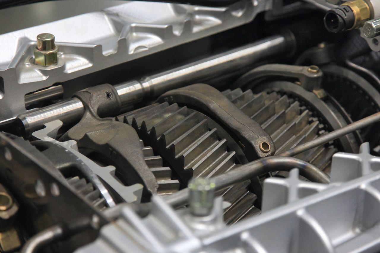 Achsengetriebe